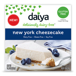 Daiya Dairy-free Cheezecake