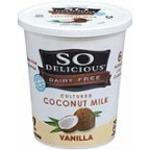 So Delicious Cultured Coconut Milk