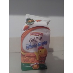 Pepperidge Farm Goldfish Whole Grain Cheddar Baked Snack
