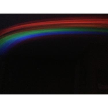 EchoAcc® LED Amazing Magic Rainbow Projector Night Lamp Light