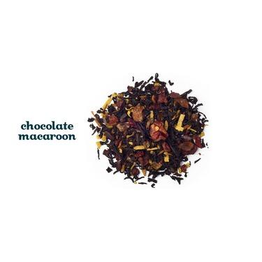 DAVIDs Tea Chocolate Macroon
