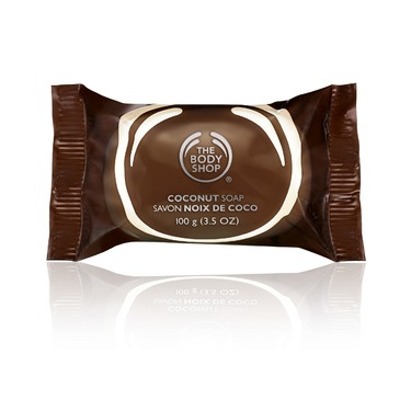 The Body Shop Coconut Bar Soap
