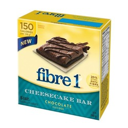 Fiber 1 cheesecake bars chocolate