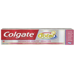 Colgate total advanced health sensitive