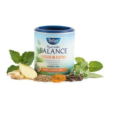 Tetley Ayurvedic Balance teas
