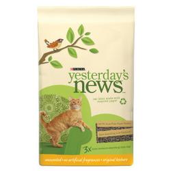 Yesterday's News premium litter
