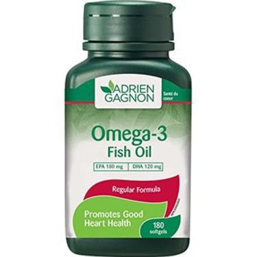 Adrien gagnon omega 3 fish oil reviews in vitamins for Fish oil reviews