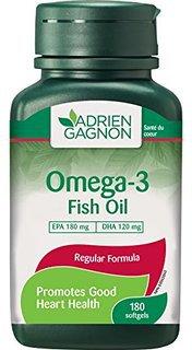 Adrien gagnon omega 3 fish oil reviews in vitamins for Omega 3 fish oil costco
