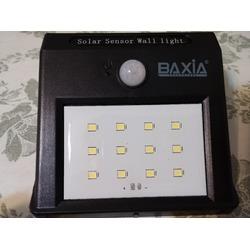 BAXIA TECHNOLOGY Waterproof Wireless Solar Motion Sensor Night Light