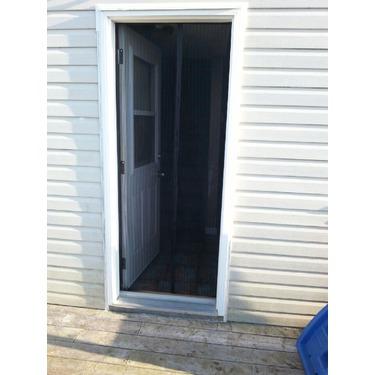 Omore magnetic screen door