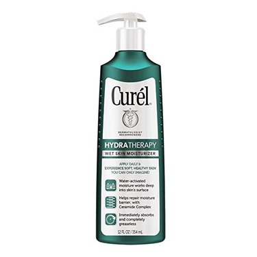 Curel Hydra Therapy Wet Skin Lotion