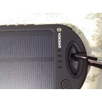 Yokkao 5000mAh Solar Charger Power Bank