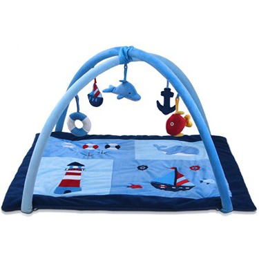 Lil' Jumbl Baby Play Gym Mat