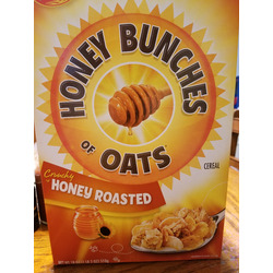 honey bunches of oats honey roasted