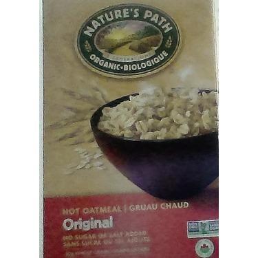 Natures Path Organic Hot Oatmeal