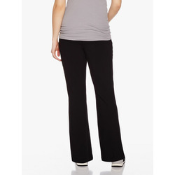 Thyme Maternity Black Yoga Pants
