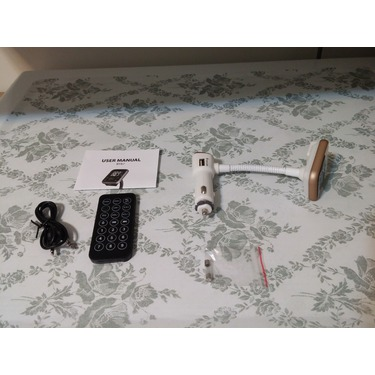 Yokkao Bluetooth FM Transmitter