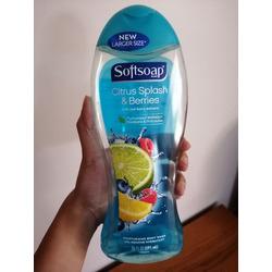 Softsoap Citrus Splash & Berry Fusion