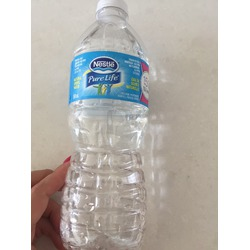 Nestlé Pure Life Purified Water, 16.9-ounce plastic bottles, 12 Count