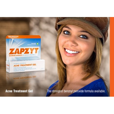 Zapzyt Maximum Strength Acne Treatment Gel Reviews In Blemish Acne Treatments Chickadvisor