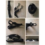 OMore Car Dog Seat belt, Safety Vehicle Pet Lead Harness Seatbelt