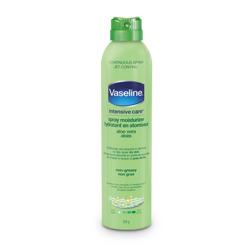 Vaseline Spray & Go Moisturizer Aloe Fresh