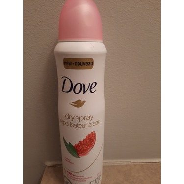 Dove Dry Spray Revive Antiperspirant