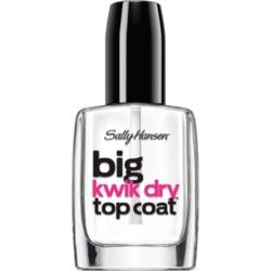 Sally Hansen Big Kwik Dry Top Coat