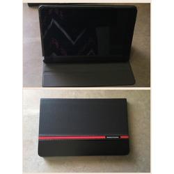 iPad Mini4 Case, AUAUA iPad Mini4 Leather Case With Smart Cover Auto Sleep/Wake