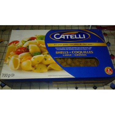 Catelli  Shells