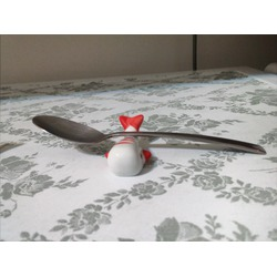 New Sky Chopsticks Holder Cute Whale shape