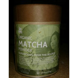 OMG Superfoods Organic Matcha Powder