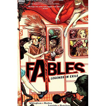 Fables comic series