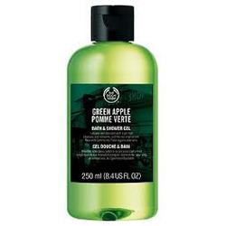 The Body Shop Green Apple Shower Gel