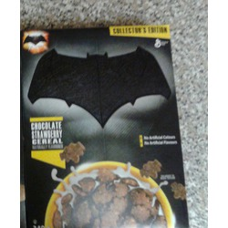 General Mills Batman Chocolate Strawberry Cereal