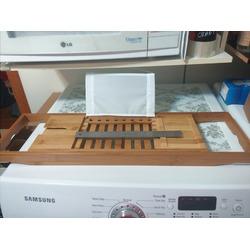 Bathique Premium Bamboo Bath Caddy