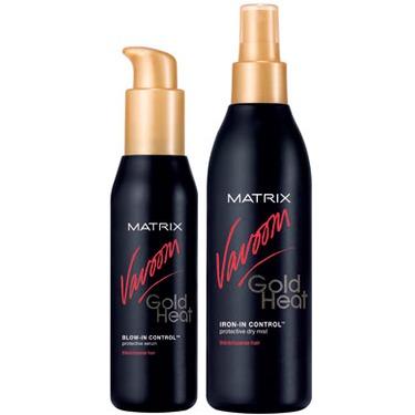 Matrix Gold Heat Iron-In Control Protective Dry Mist