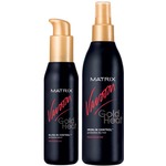 Matrix Vavoom Gold Heat Iron-In Control Protective Dry Mist