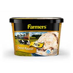 Farmers Coconut Macaroon Ice Cream