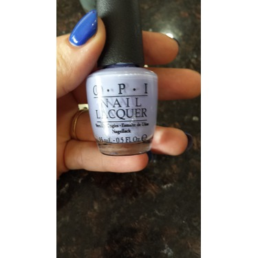 Opi nail lacquer your such a Budapest