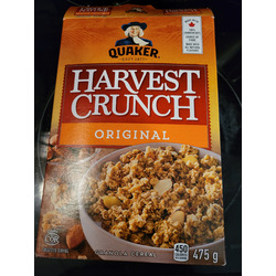 Harvest Crunch Original Granola Cereal