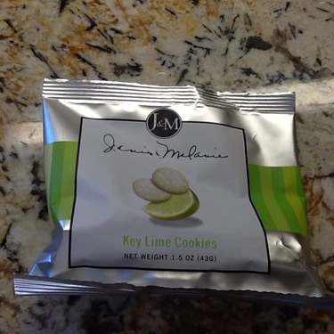 J & M Key Lime Cookies