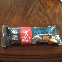 Cave Man Dark Chocolate Almond Nutrition Bar
