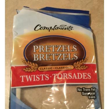 Compliments pretzels classic twist
