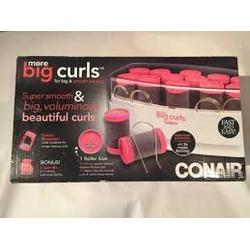 Conair Velvet Hot Roller Set