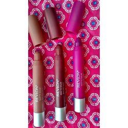 Revlon Matte Balm lip crayons
