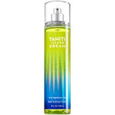 Bath and body works Tahiti Island Dream fragrance mist