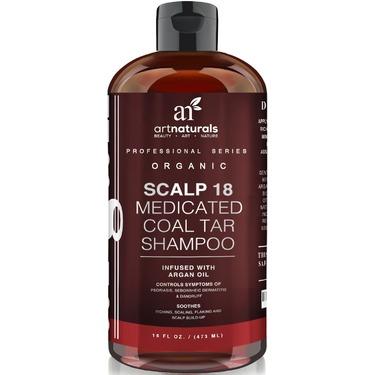 Art Naturals Scalp18 Coal Tar Shampoo