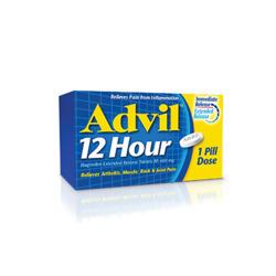 Advil 12 hour