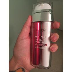 Revitalift brightening dual overnight moisturizer